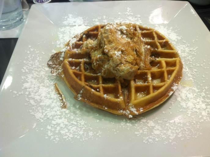 Waffles Incaffeinated - waffle