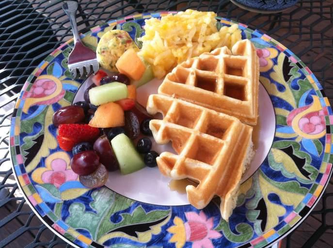 Running breakfast 2