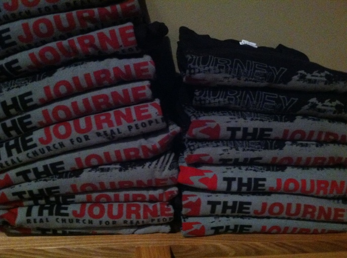 Weekend_Journey tshirts