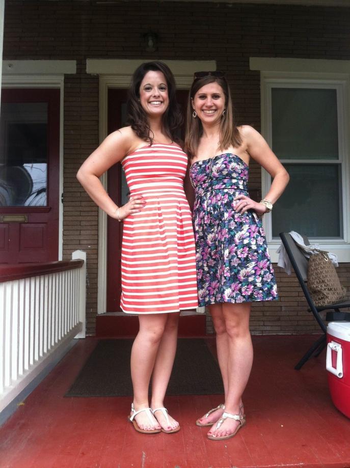 Michelle's graduation